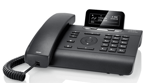 Siemens telefoon speciaal voor voip telefonie in de omgeving heerhugowaard