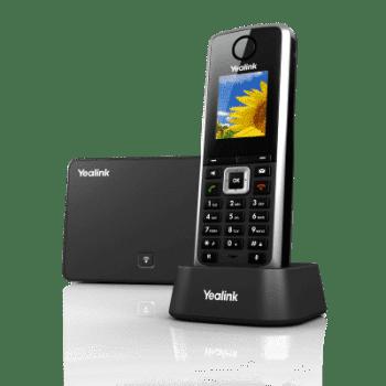 Zakelijk bellen NL pakket met Yealink voip toestel
