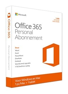 Office 365 personal of home verlengen