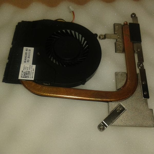 Notebook cpu koeler