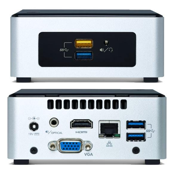 Product review: Intel NUC Pentium