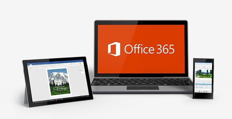 Office 365 herstellen