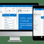 Exchange e-mail werken op elk apparaat