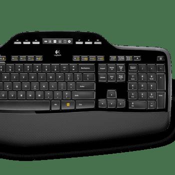 Logitech mk710 desktop set