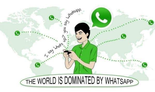 whatsapp de werld uit over naar zakelijk bellen