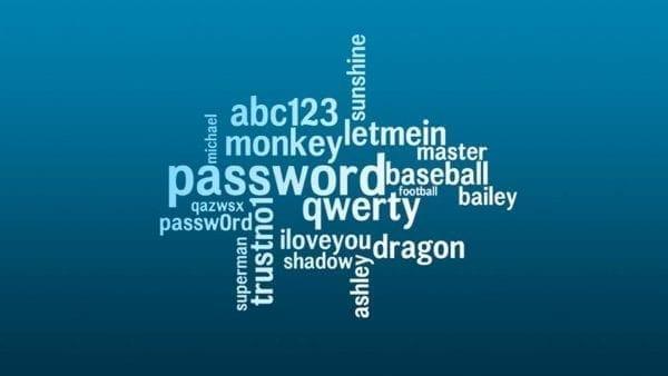 kies een sterk wachtwoord
