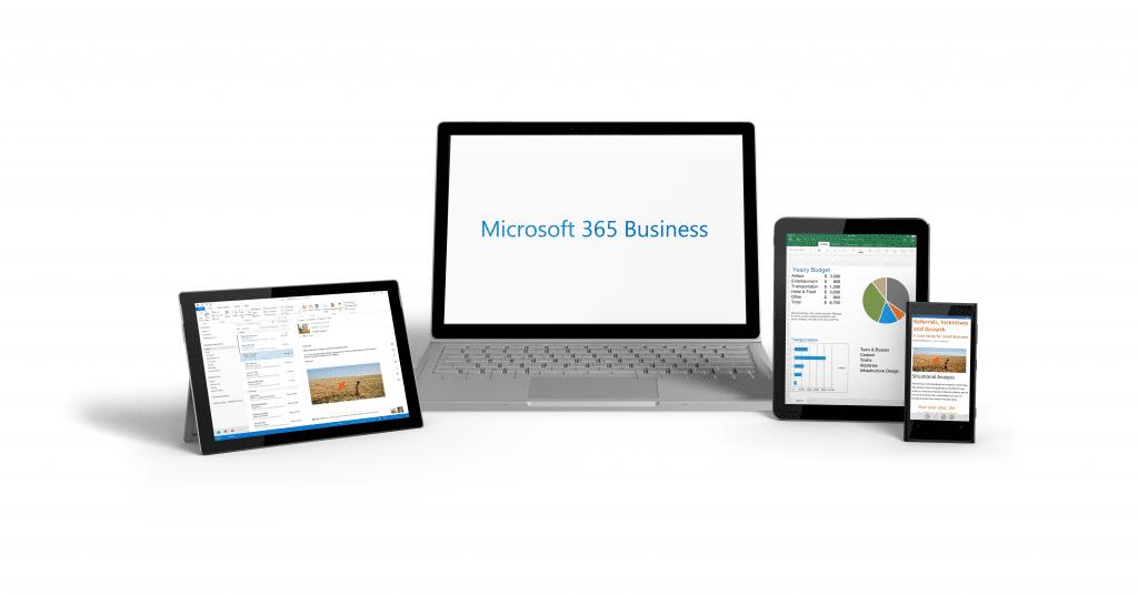 microsoft 365 voor bedrijven