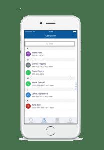 gntel smartphone app