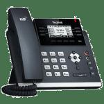 Yealink vast toestel t41s voor voip bellen