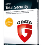 G-data total security 5 pcs