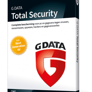 G-data total security 5 pcs