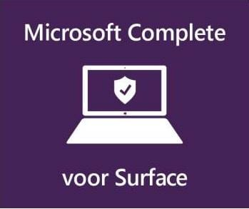 Microsoft complete voor surface