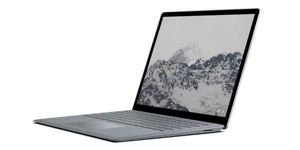surface laptop zijkant 2