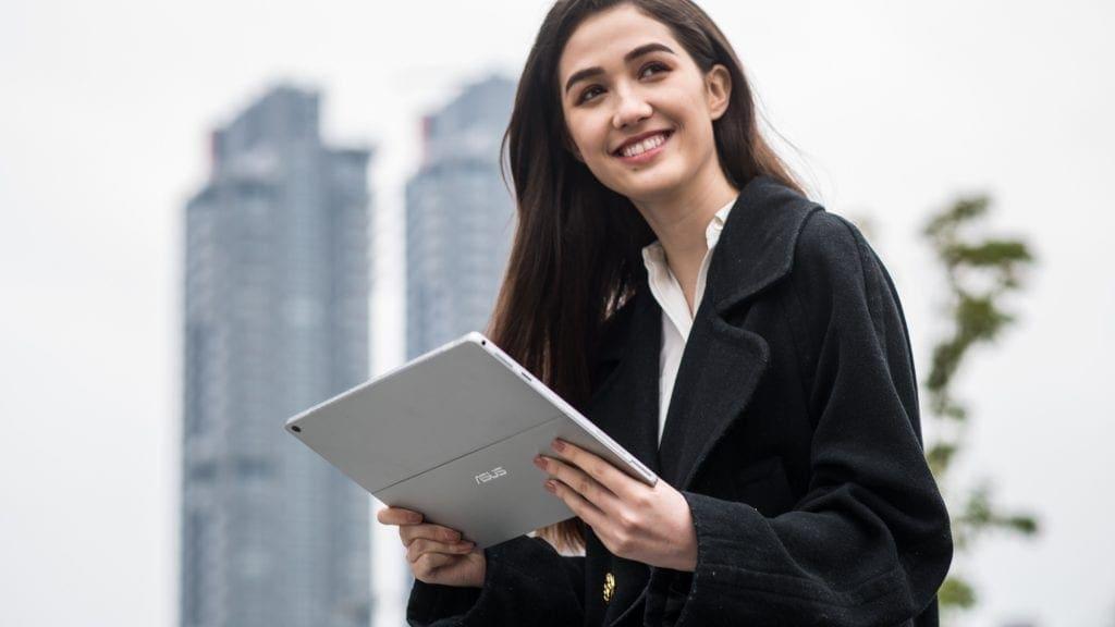 Jouw mobiele werkplek met de asus zenbook