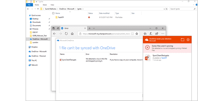 Office 365 Advanced Threat Protection