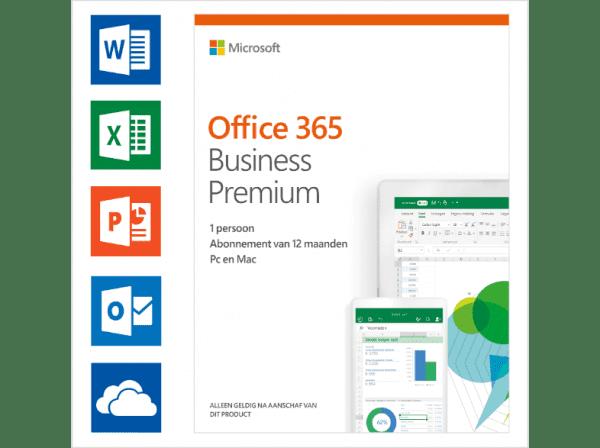 Office 365 voor bedrijven premium