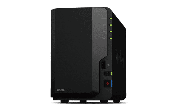 Synology ds218plus