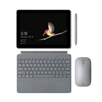 Surface go met LTE keyboard, pen en muis