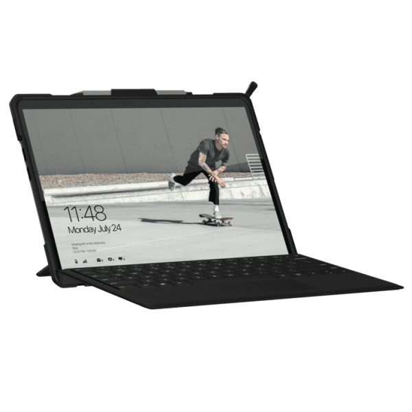 Microsoft surface met uag cover