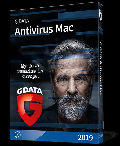 G data antivirus voor mac