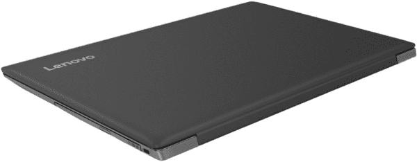 Lenovo 330 zwart bovenkant