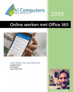 online werken met office 365 ebook