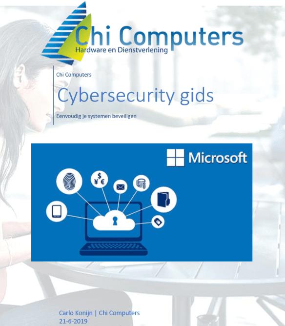 download gratis de nieuwe cybersecurity gids 2019