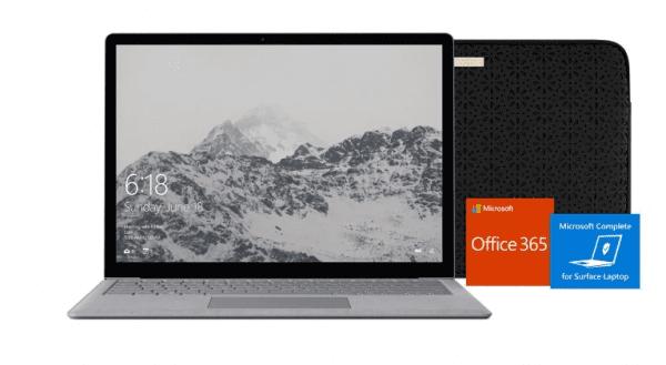 microsoft surface laptop 2 voor bedrijven