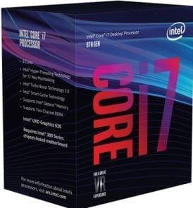 Intel i7 8700
