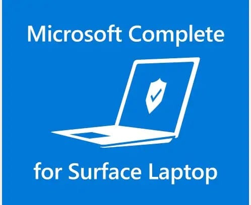 Microsoft complete voor surface laptop