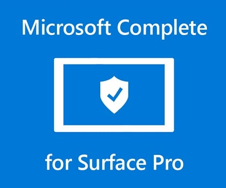Microsoft complete voor surface pro 6