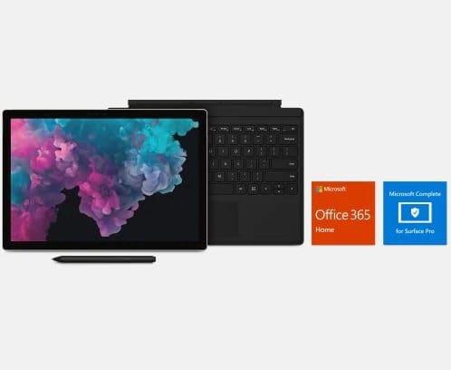 Microsoft surface pro voor bedrijven