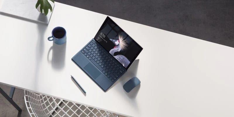 surface pro voor bedrijven
