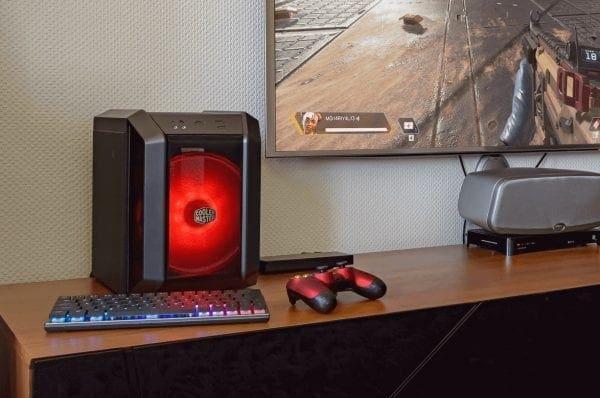 coolermaster mini itx box