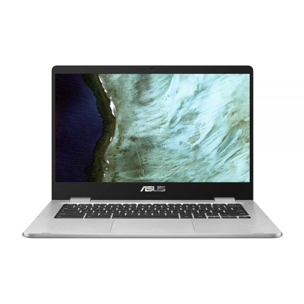 Asus chromebook c423 front