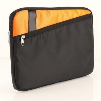 Notebook sleeve zijkant