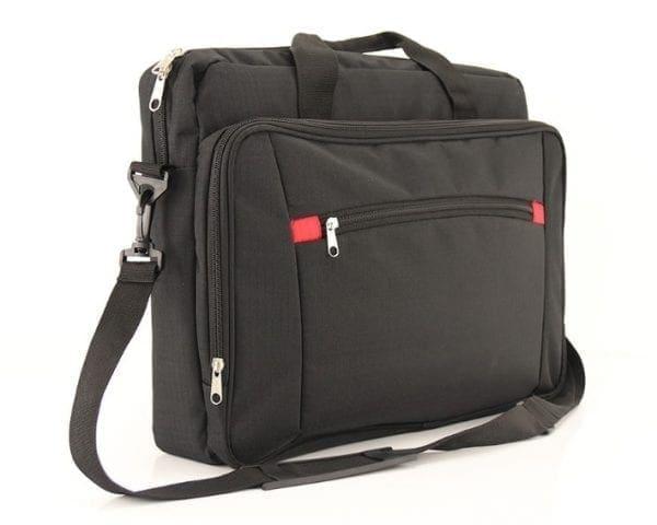 Notebook tas zijkant