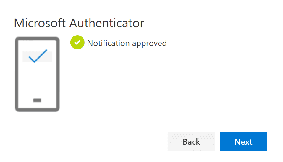 Microsoft Authenticator-app