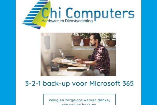 3-2-1 back-up voor Microsoft 365 voor Bedrijven