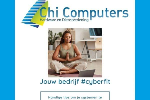 Jouw bedrijf #cyberfit